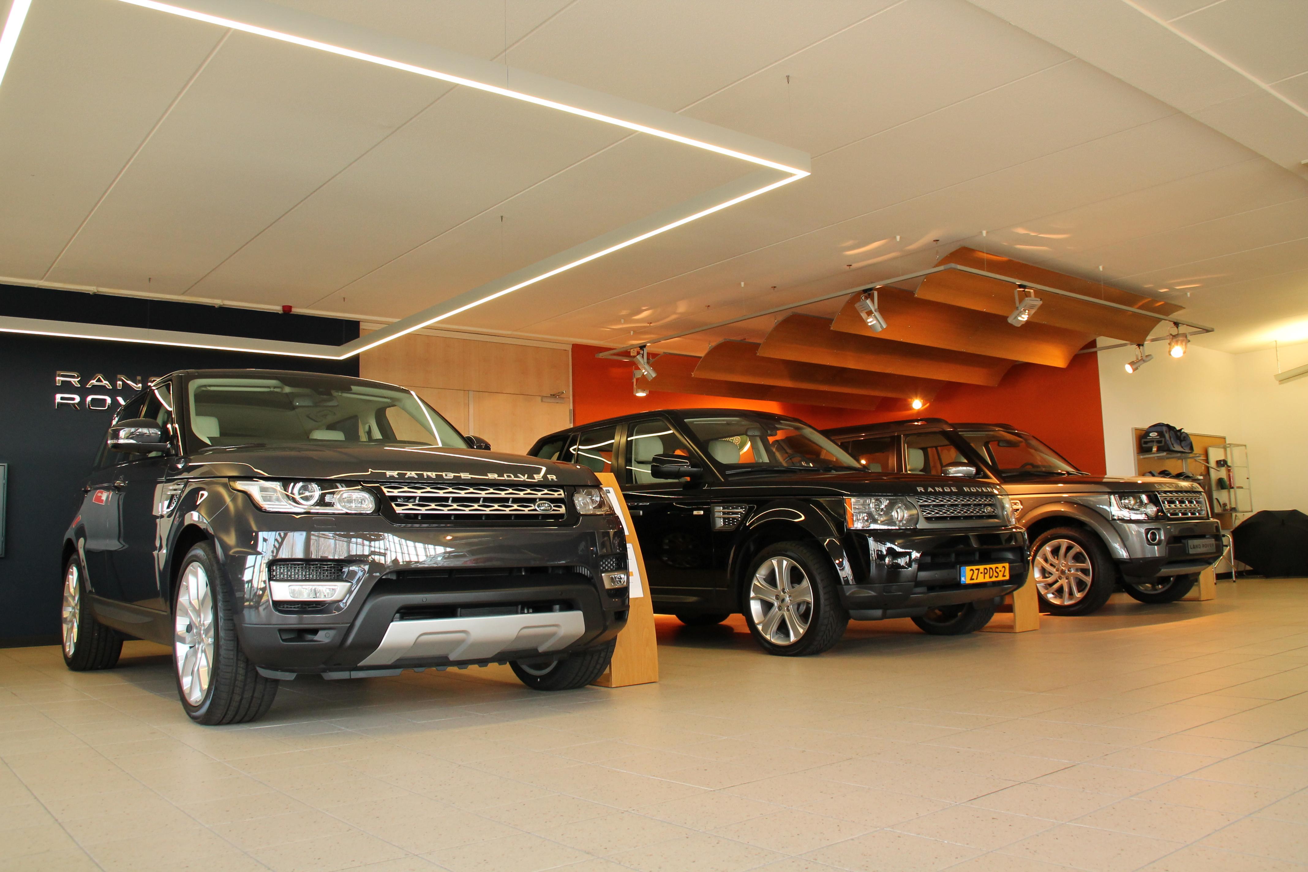 De Reefhorst – Jaguar en Land Rover