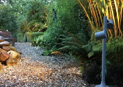 Tuin verlichting woning Heerenveen 3