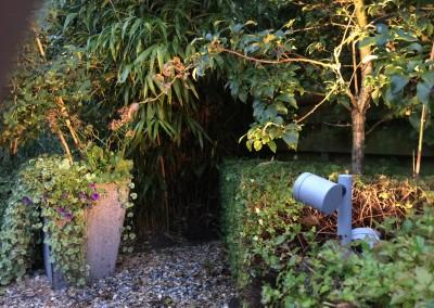 Tuin verlichting woning Heerenveen 4