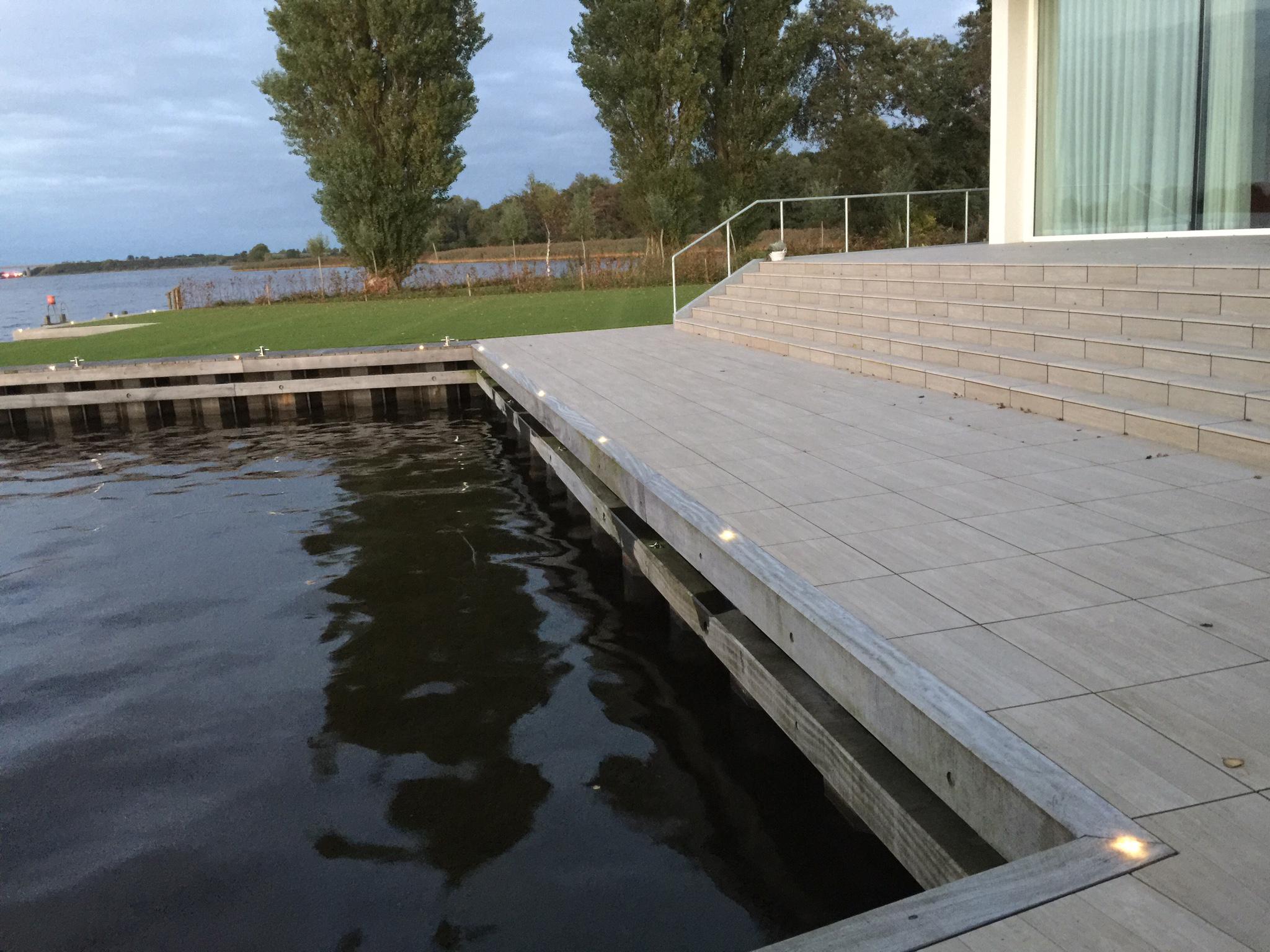 vakantiewoning Friesland - Paul Rattink Verlichting