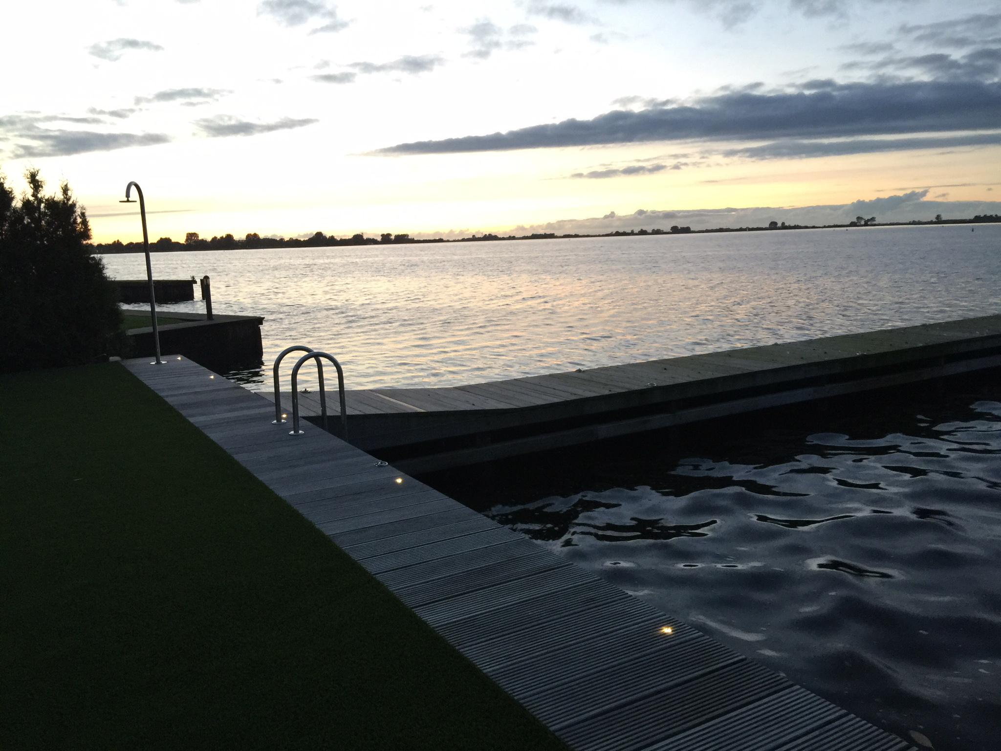 Vakantie woning Friesland steiger verlichting 8 - Paul Rattink ...