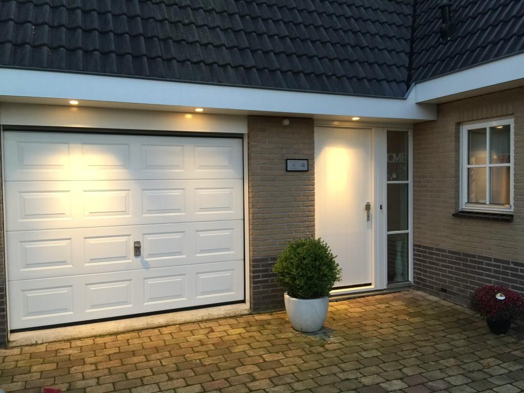 Verlichting Voor Garage : Woning grouw verlichting voorkant paul rattink verlichting