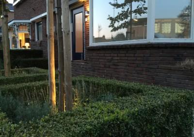 Woning centrum Heerenveen grondspots